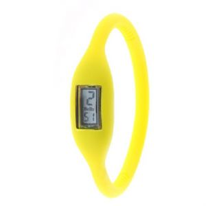 Ionic Power Watch - Yellow